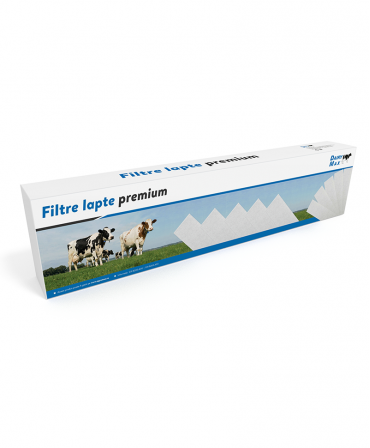 Filtre lapte Dairy MAX compatibile Impulsa, 75 x 815 mm, 75 g/mp