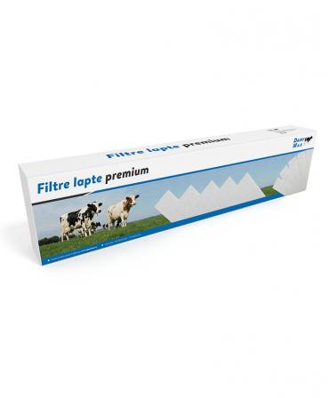 Filtre lapte Dairy MAX compatibile Impulsa, 75 x 815 mm, 75 g/mp