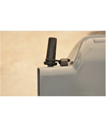 Galeata cu tetina pentru alaptarea viteilor, Milk Bar, 4l cu sistem fixare tetina