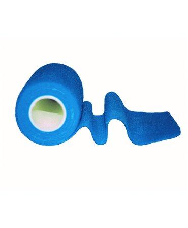 Rola bandaj adeziv pentru ingrijirea si tratamentul ongloanelor, albastru