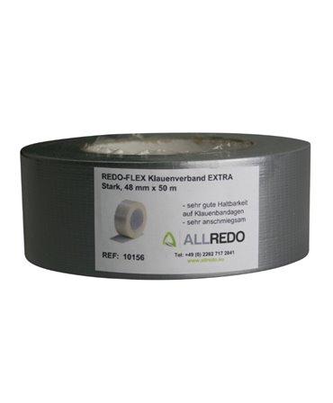 Rola banda adeziva EXTRA rezistenta pentru protejarea bandajelor la ongloane, Allredo, 48mm x 50m, producator