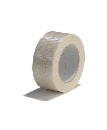 Rola banda adeziva EXTRA rezistenta pentru protejarea bandajelor la ongloane, Allredo, 48mm x 50m, alba