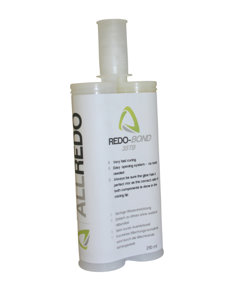Adeziv ongloane Allredo REDO-BOND 35TB, cartus 210 ml