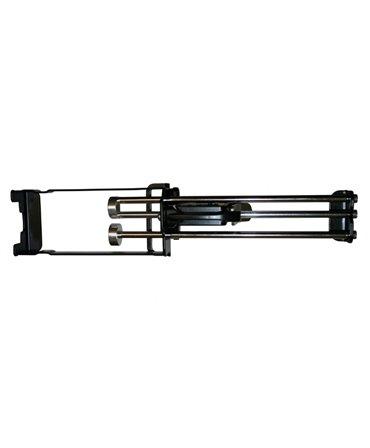Pistol aplicare adeziv ongloane bicomponent, Allredo REDO-BOND DG160 pentru cartusele de 160 si 180 ml, de sus