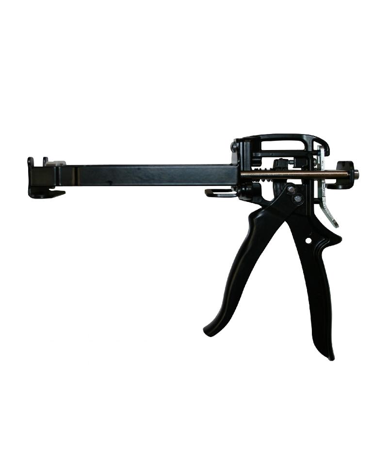 Pistol aplicare adeziv ongloane bicomponent, Allredo REDO-BOND DG160 pentru cartusele de 160 si 180 ml
