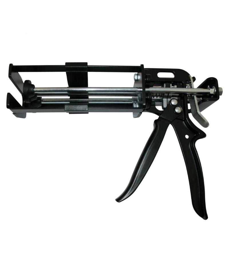 Pistol aplicare adeziv ongloane bicomponent, Allredo REDO-BOND DG200 pentru cartusele de 200 si 210 ml