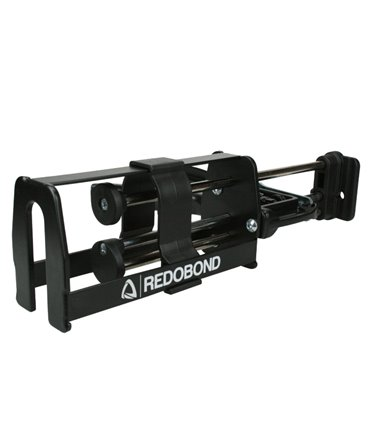 Pistol aplicare adeziv ongloane bicomponent, Allredo REDO-BOND DG200 pentru cartusele de 200 si 210 ml, detaliu