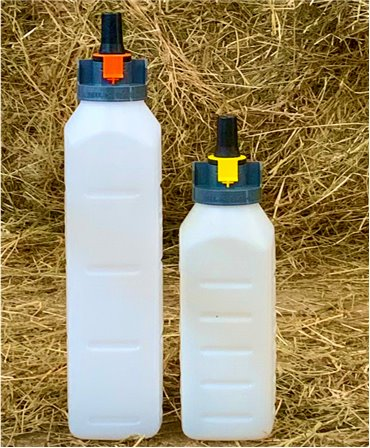 Set 5 kituri complete sistem alaptare vitei Milk Bar Vitality, doua modele