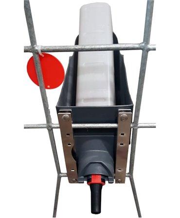 Kit complet suport pentru sistemul de alaptare vitei Milk Bar Vitality, fixare