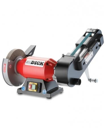 Benzi slefuire pentru polizor DICK,  granulatie K120, 20 x 1020mm, set 10 bucati, pe polizor