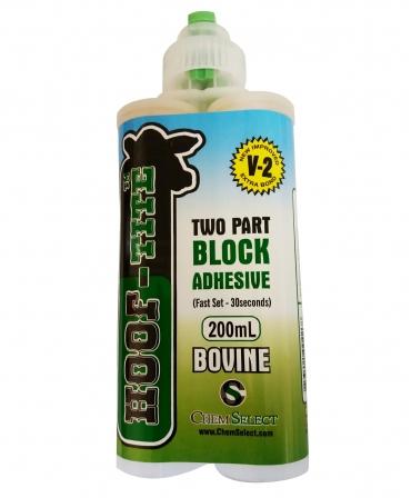 Adeziv ongloane Hoof-Tite HOT, cartus 200 ml