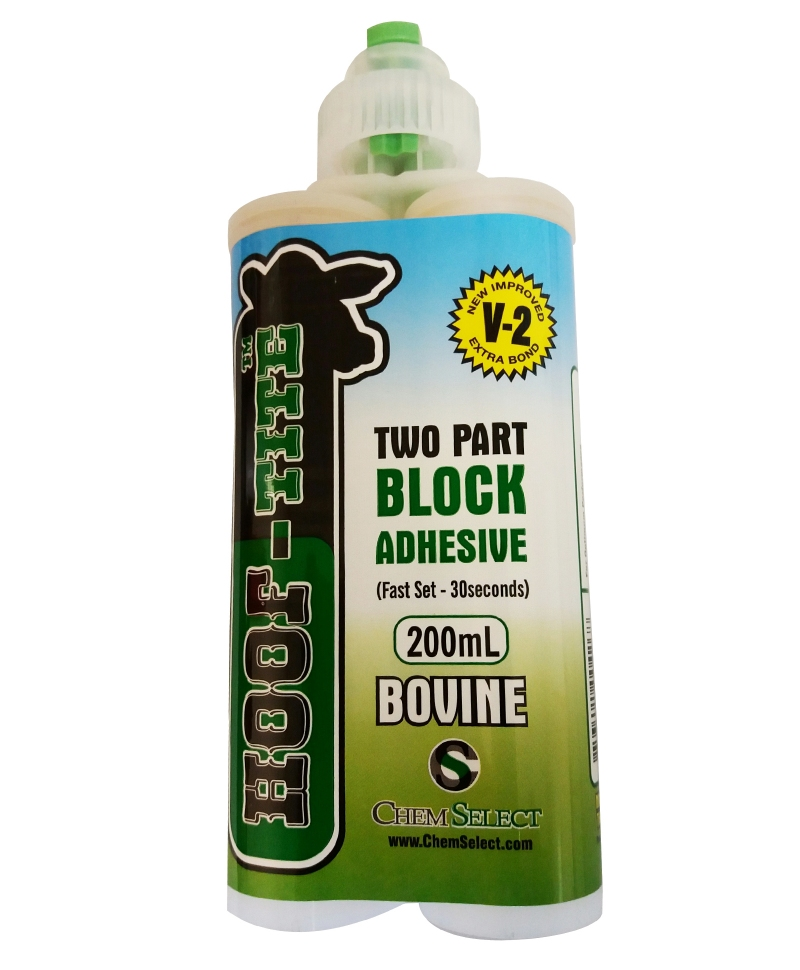 Adeziv ongloane Hoof-Tite HOT, cartus 200 ml
