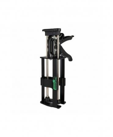 Pistol aplicare adeziv ongloane bicomponent Hoof-Tite pentru cartusele de 200 si 210 ml verticala