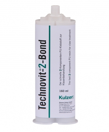 Adeziv ongloane Technovit-2-Bond, cartus 160 ml