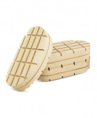 Sabot lemn pentru ongloane, CowCare, 110 mm