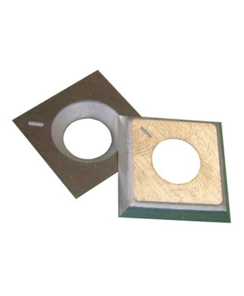 Lame de schimb pentru disc trimaj ongloane CowCare, 14 x 14 x 2 mm, set 10 buc.