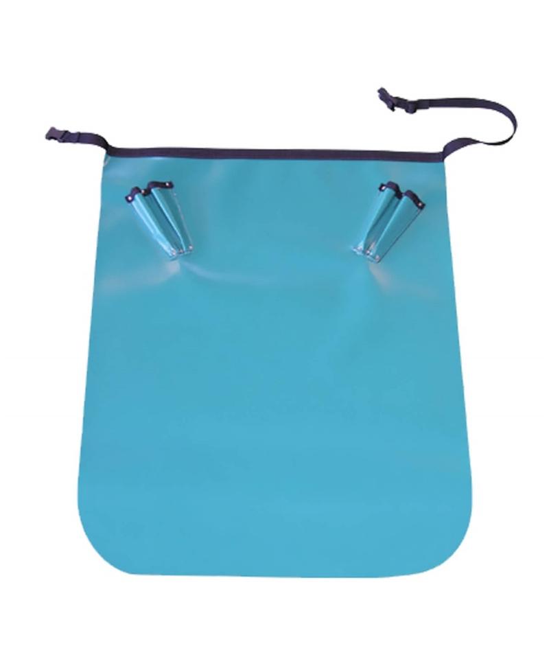 Sort PVC pentru trimaj ongloane cu suporti pentru renete, CowCare, scurt, dintr-o bucata