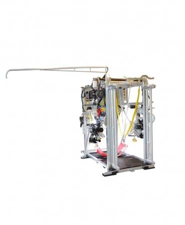 Stand trimaj ongloane vaci KVK 650-SP3, complet automatizat, previzualizare