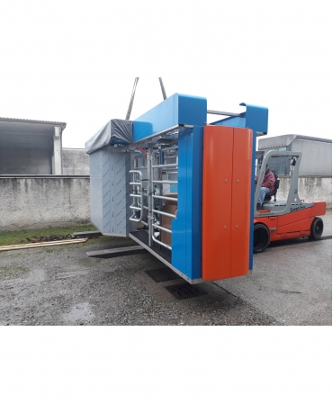 Unitate compacta usor de instalat BouMatic MR-S2