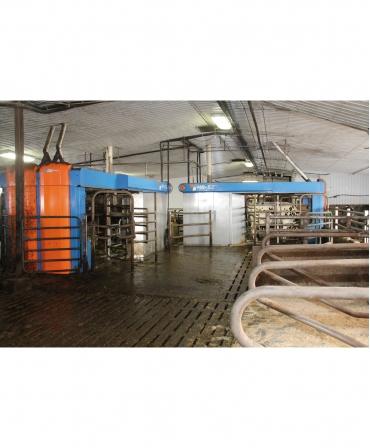 Roboti de muls vaci BouMatic