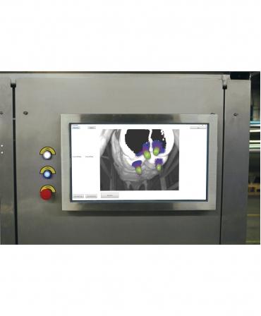 Camera 3D detectarea memeloanelor pentru atasare precisa