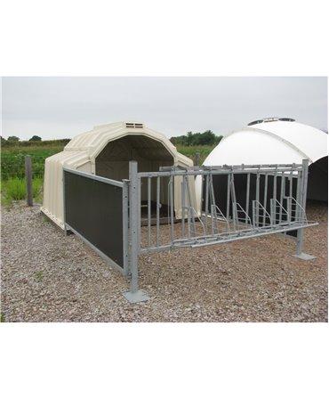 Gard metalic pentru boxa comuna vitei Calf-Tel MultiMAX