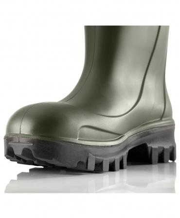 Cizme protectie Bekina Thermolite IceShield, S4, verde/antracit, ultrausoare