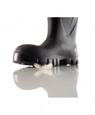 Cizme protectie Bekina StepliteX SolidGrip, S5, negru/negru, ultrausoare