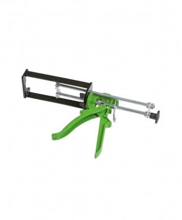 Pistol aplicare adeziv ongloane bicomponent, cartus 160 ml