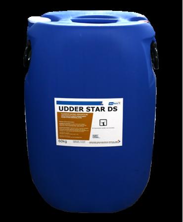 Dezinfectant mameloane pe baza de iod, cu formare de pelicula BouMatic Udder Star, bidon 60 kg