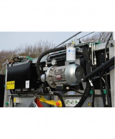 Stand trimaj ongloane vaci, model KVK 800-1, motor electric