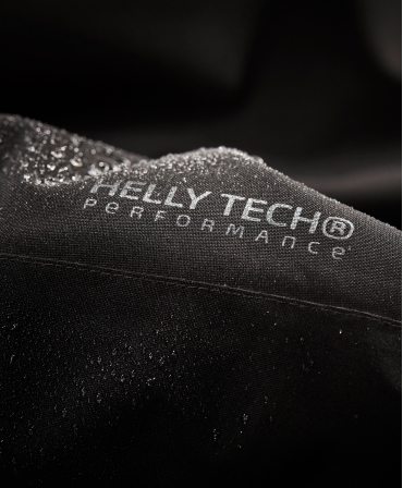 Geaca de iarna Helly Hansen Chelsea Evolution Winter, neagra, tehnologie Helly Tech