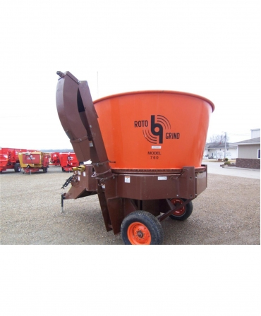 Roto Grind - mobil - compact