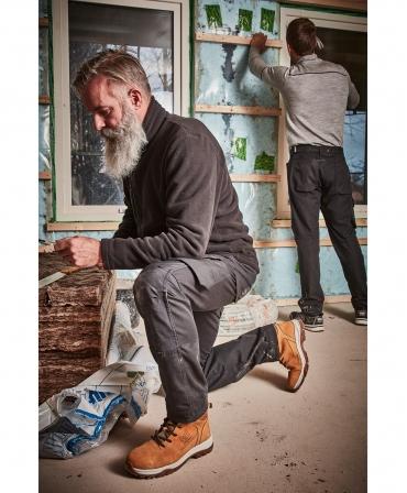 Pantaloni de lucru Helly Hansen Oxford Work, cu genunchii indoiti