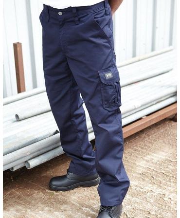Pantaloni de lucru Helly Hansen Manchester Service, imbracati