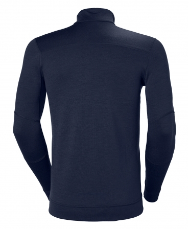 Bluza Helly Hansen Lifa Half Zip, bleumarin, spate