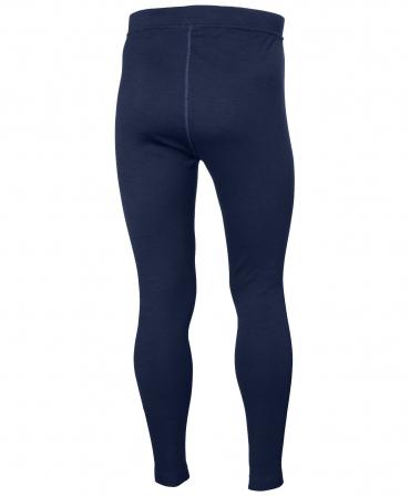 Pantaloni termo Helly Hansen Lifa Merino, bleumarin, spate