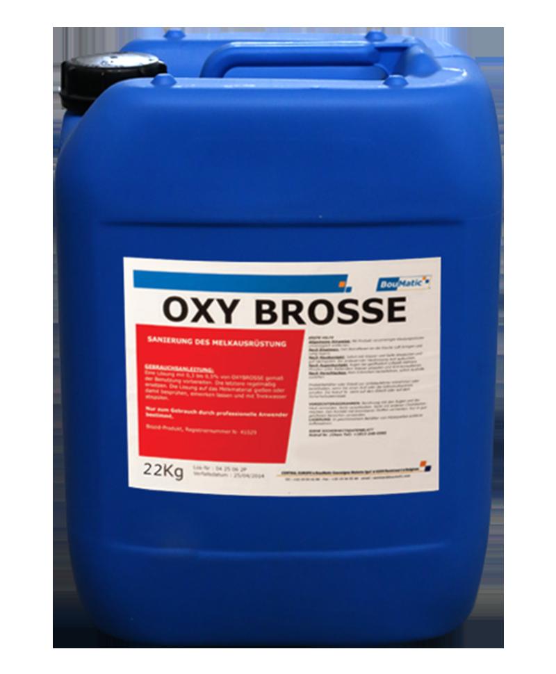 Dezinfectant intermediar unitati de muls, Oxybrosse
