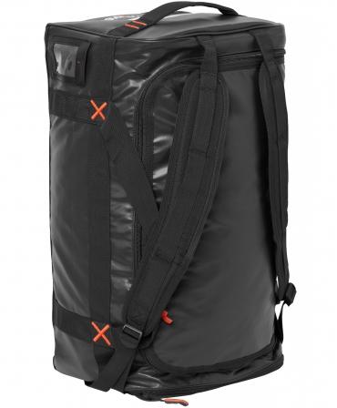 Geanta voiaj Helly Hansen Workwear 120 litri, impermeabila, neagra, pe vertical