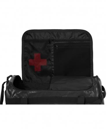 Geanta voiaj Helly Hansen Workwear 120 litri, impermeabila, neagra, compartiment