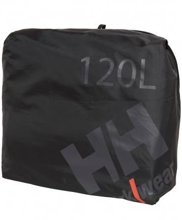 Geanta voiaj Helly Hansen Workwear 120 litri, impermeabila, neagra, geanta suplimentara