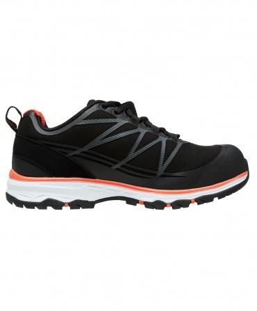Pantofi protectie Helly Hansen Chelsea Evolution Low, S3, negru/portocaliu, din lateral
