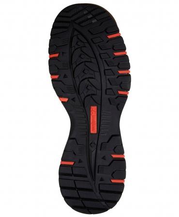 Pantofi protectie Helly Hansen Chelsea Evolution Low, S3, negru/portocaliu, talpa