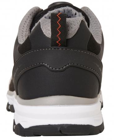 Pantofi protectie Helly Hansen Chelsea Evolution BOA Wide, S3, negru/gri, din spate