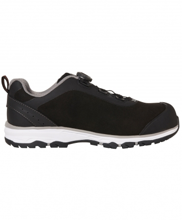 Pantofi protectie Helly Hansen Chelsea Evolution BOA Wide, S3, negru/gri, din lateral