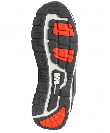 Pantofi protectie Helly Hansen Smestad Active, S3, gri/portocaliu, talpa