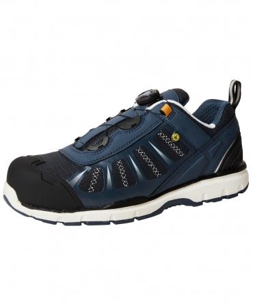Pantofi protectie Helly Hansen Smestad BOA, S3, bleumarin/negru, din unghi