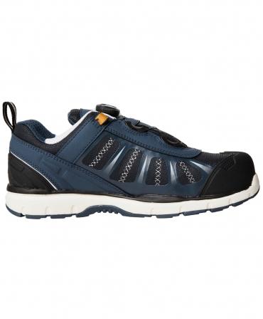 Pantofi protectie Helly Hansen Smestad BOA, S3, bleumarin/negru, din lateral
