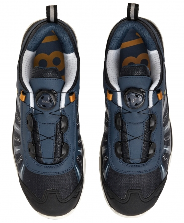 Pantofi protectie Helly Hansen Smestad BOA, S3, bleumarin/negru, vazuti de sus