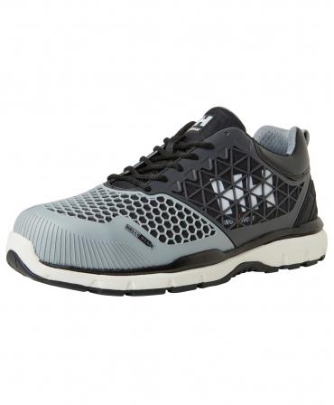 Pantofi protectie Helly Hansen Smestad Pro, S3, negru/gri, din unghi